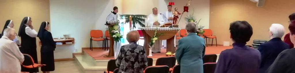 Oslavy storočnice usporiadali sestry aj v Prešove
