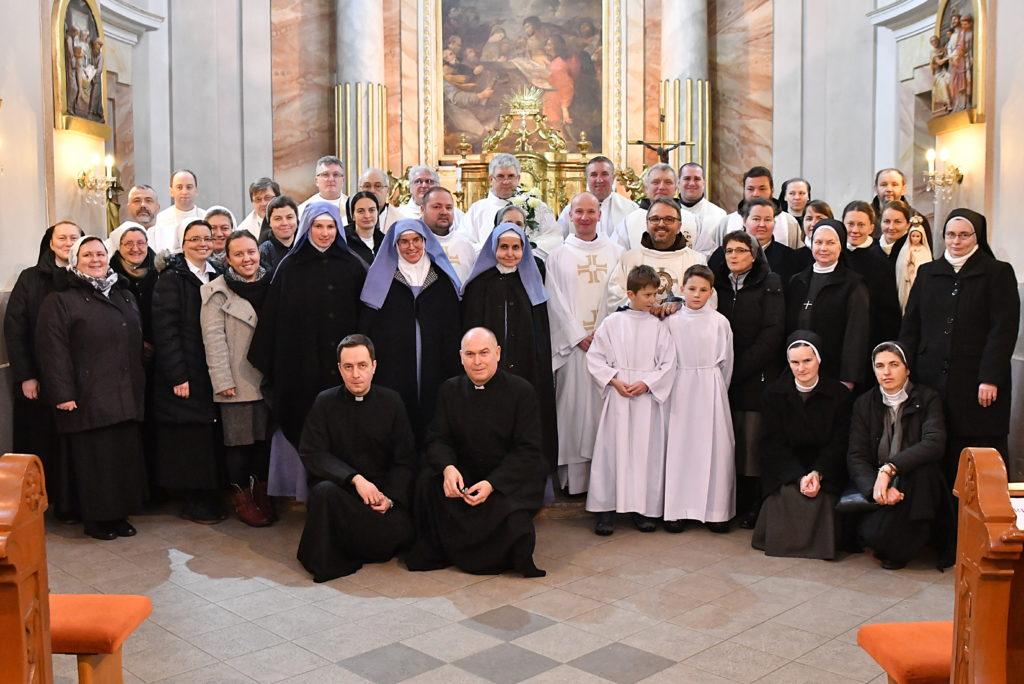 Deň zasvätených v Brezne (Diecéza Rožňava)