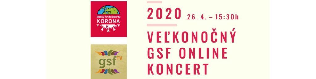 Benefičný online koncert Gymnázia sv. Františka v Žiline